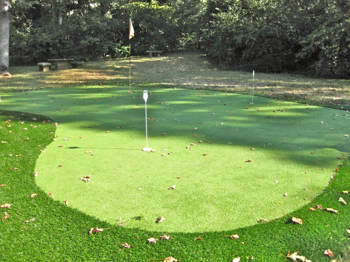 putting greens u0026 golf sti of houston